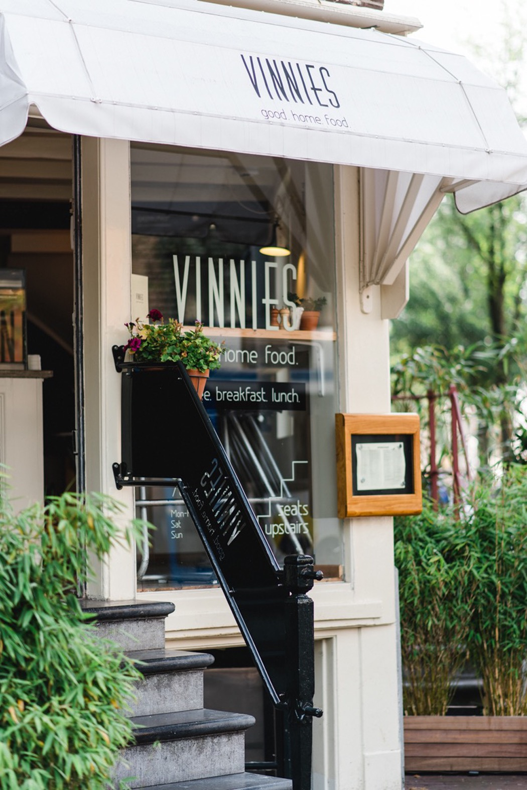 Amsterdam Vinnie