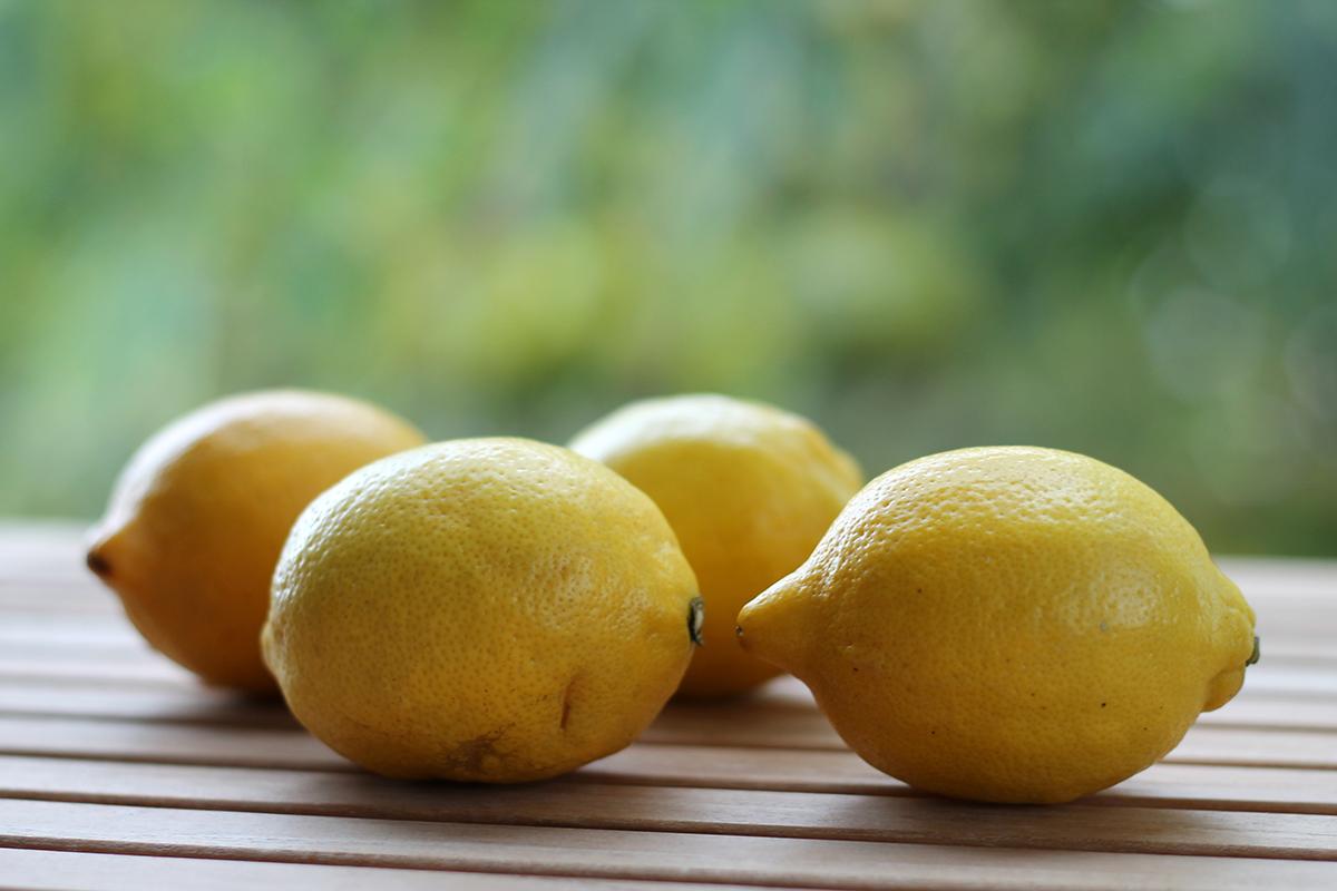 Autogenes Training Stressbewältigung Zitronen
