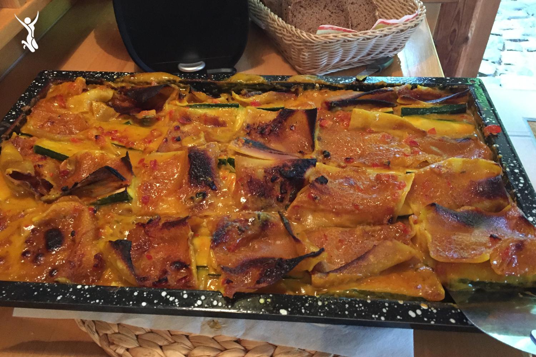 Ayurvedische-Lasagne-Rezept