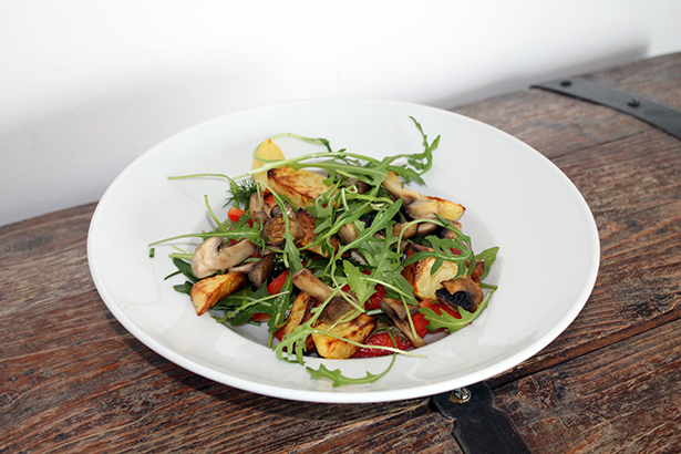 Backkartoffelsalat