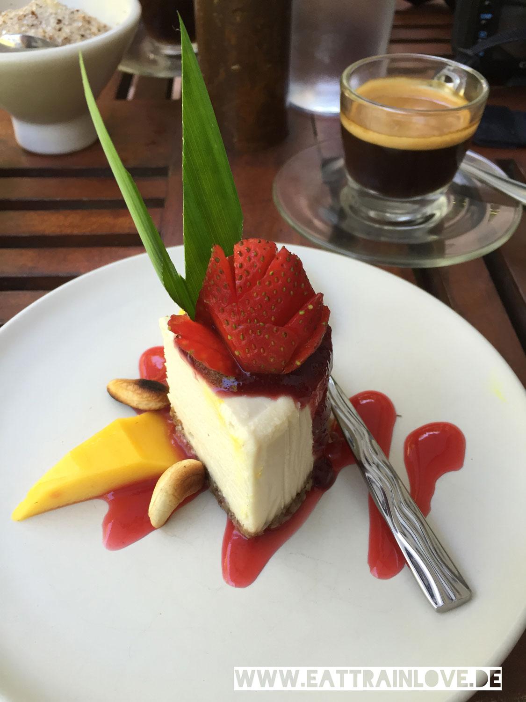 Bali-Veganer-Cheesecake