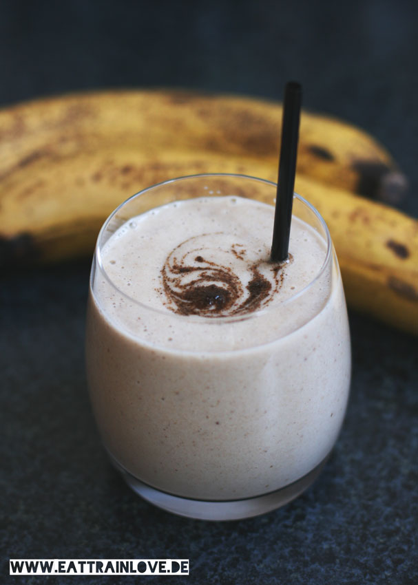 Banane-Birnen-Lassi