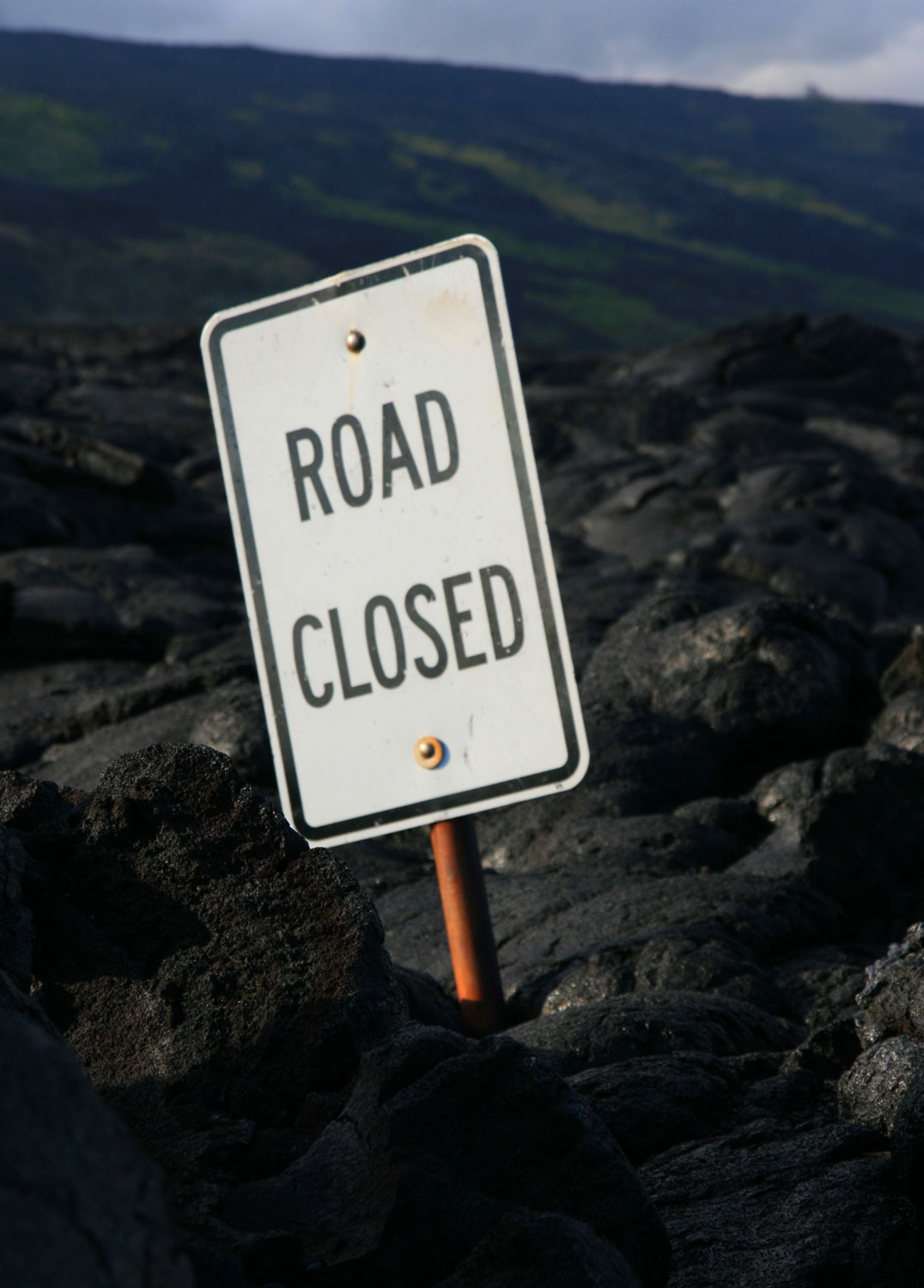 Big-Island-Road-Closed