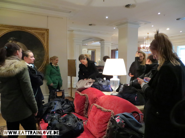Bloggermädels-Hotel