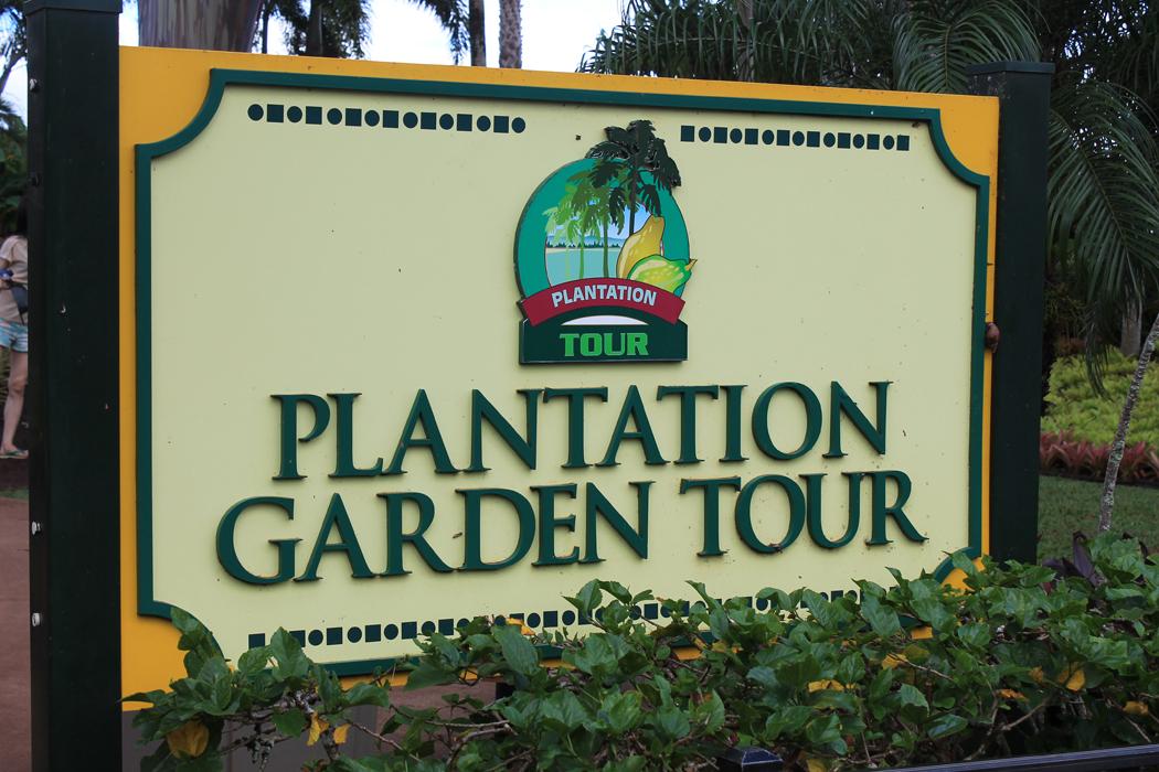 Dole Garden Plantation