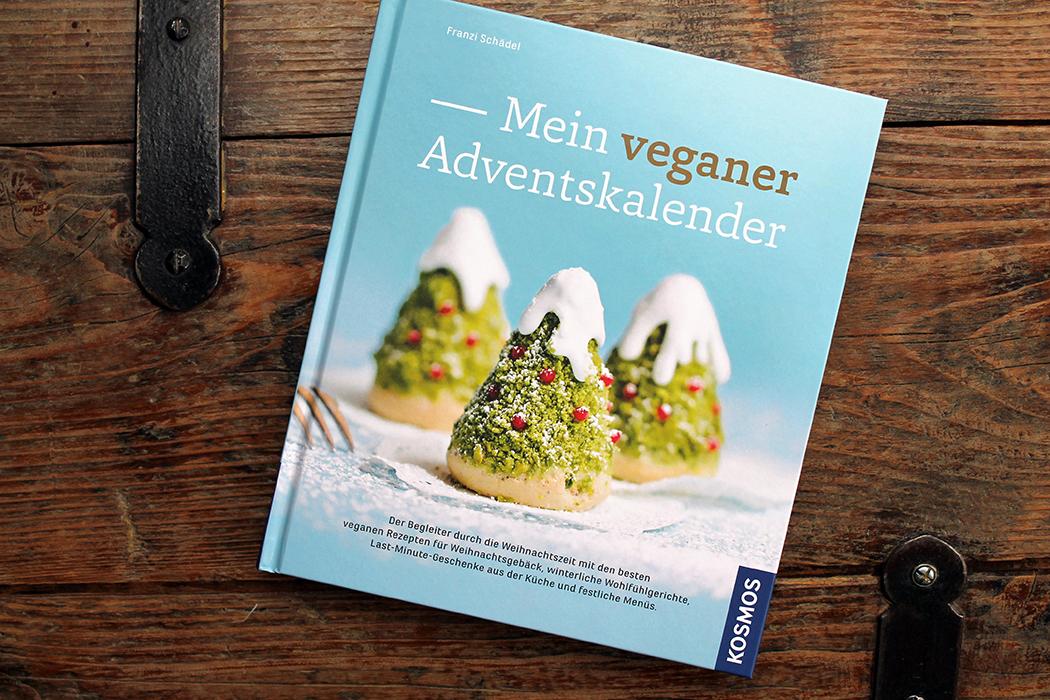 Franzi Schädel Mein veganer Adventskalender
