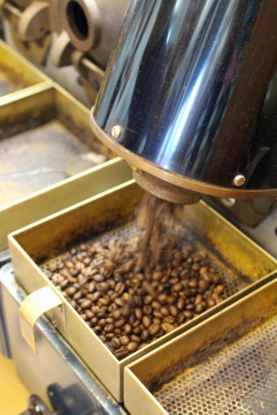 Geröstete Kaffeebohnen2
