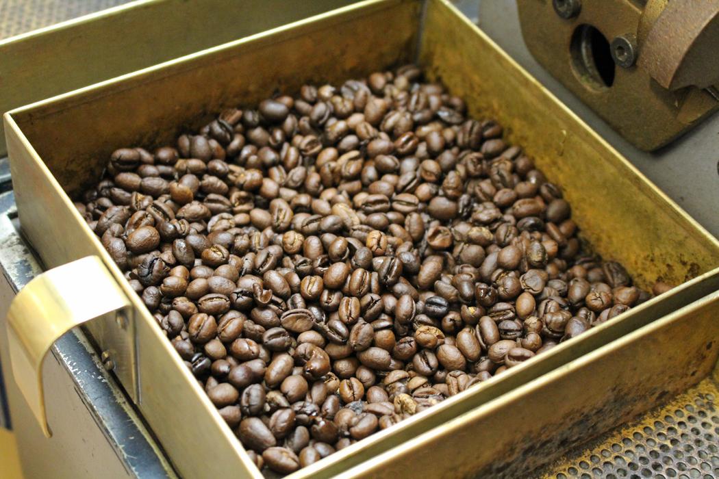 Geröstete Kaffeebohnen3