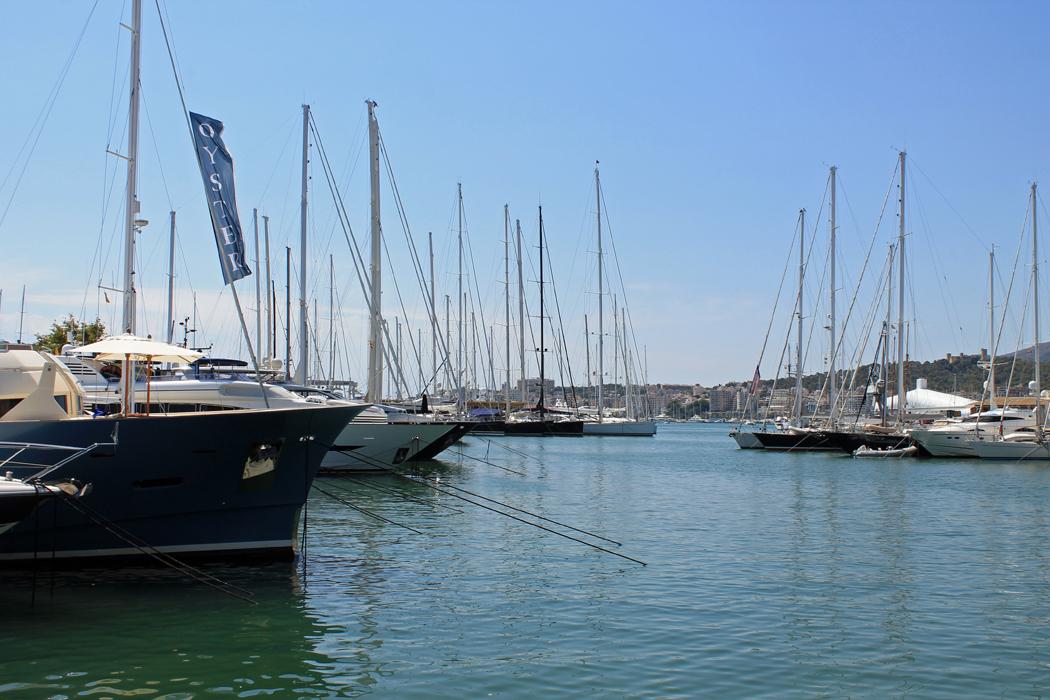 Hafen Palma de Mallorca