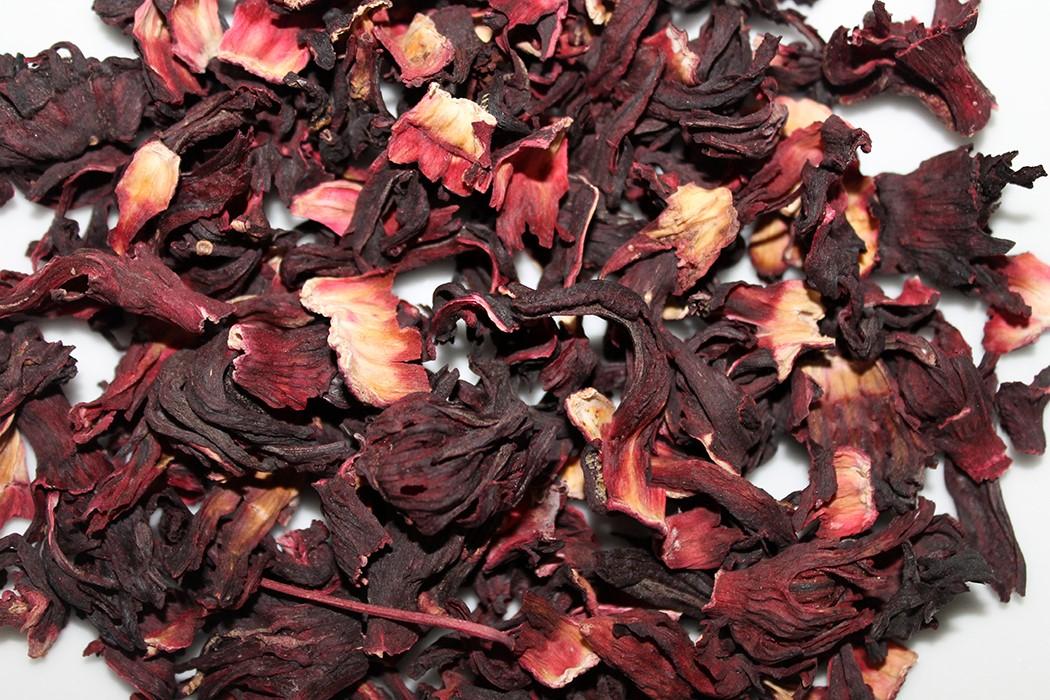 Hibiskus Blätter