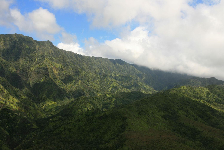 Kauai-Heliflug
