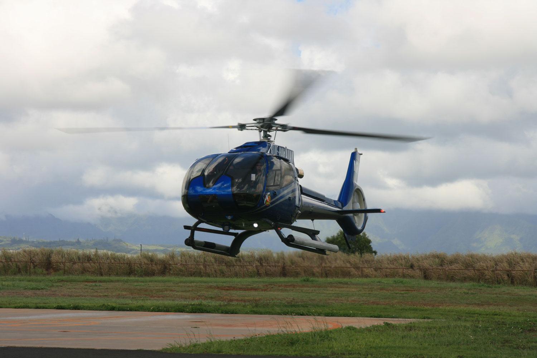 Kauai-Helikopterflug