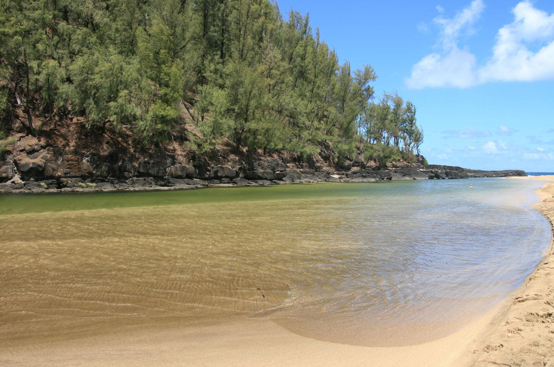 Kauai-Lagune