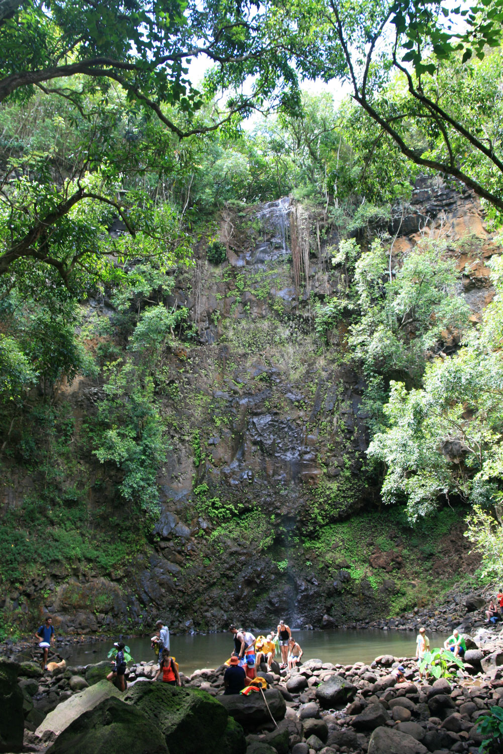 Kauai-Secret-Falls