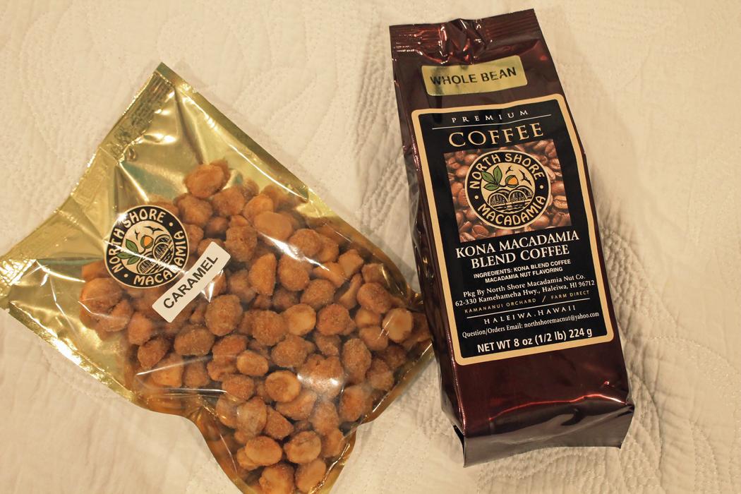 Kona Coffee Macadamia