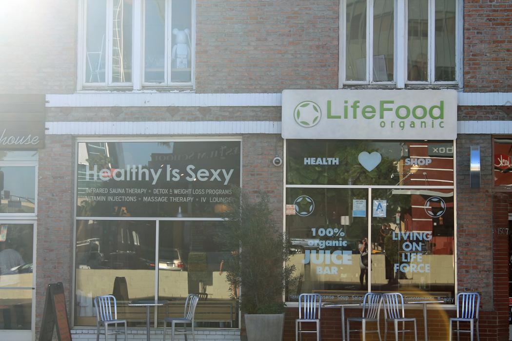 Los Angeles Health Food