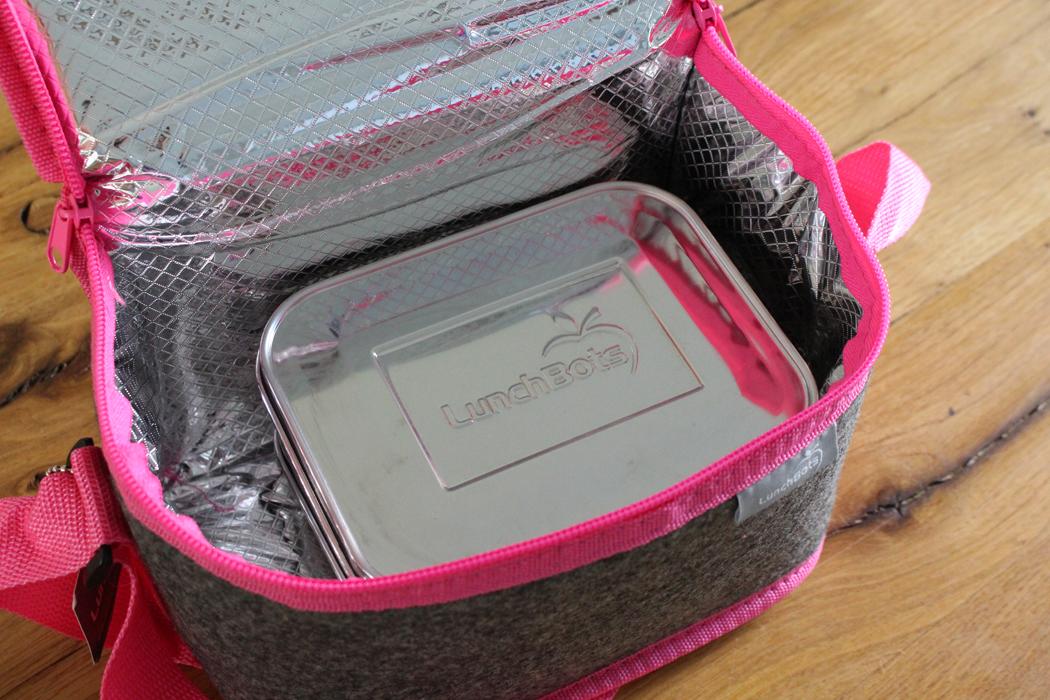 Lunchbots Kühltasche mit Lunchbox