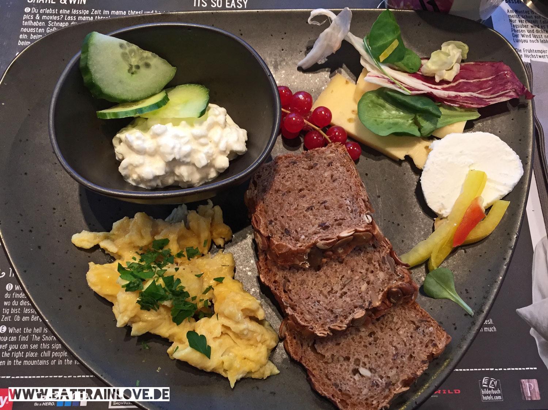 Mama-Thresl-Frühstück