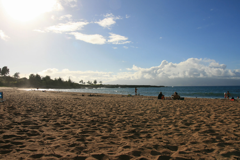 Maui-Strandbild