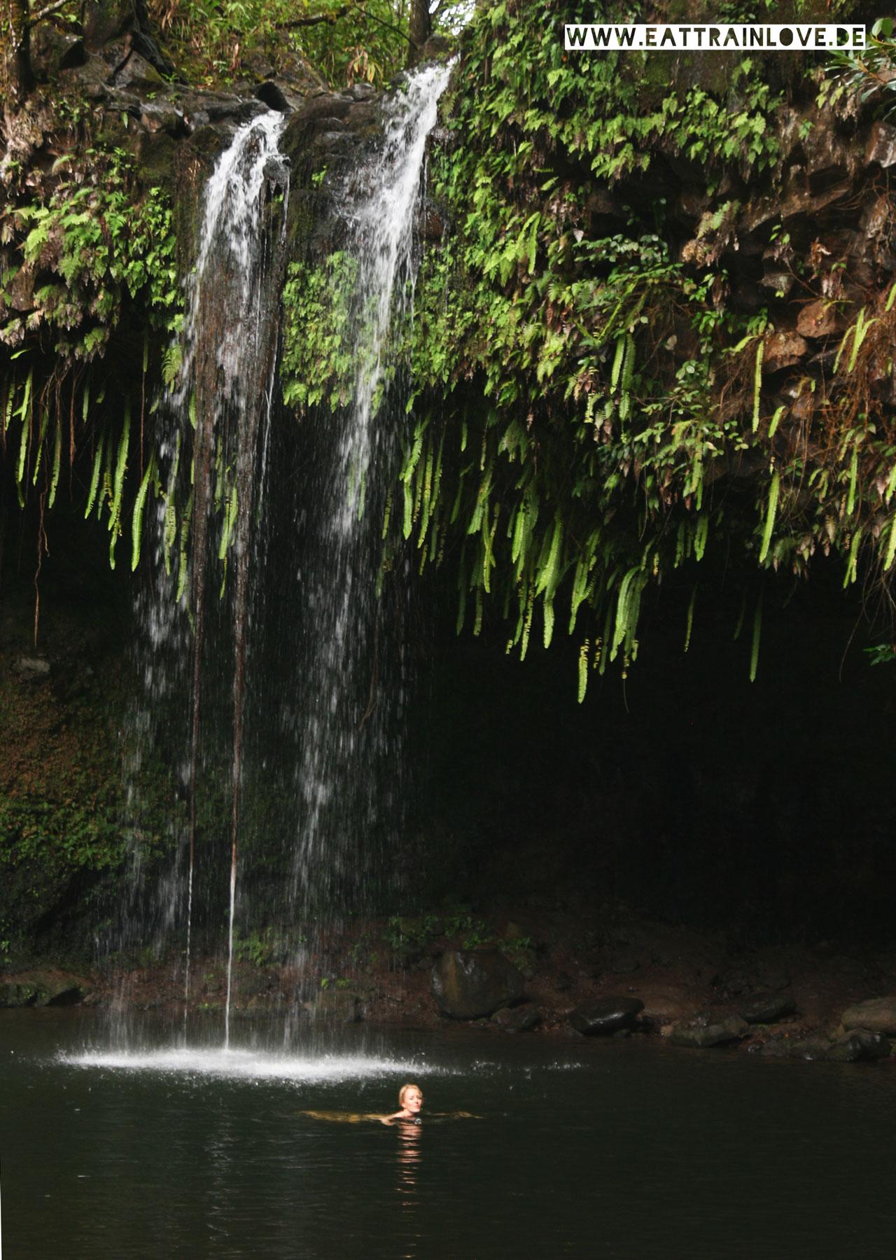 Maui-Wasserfall