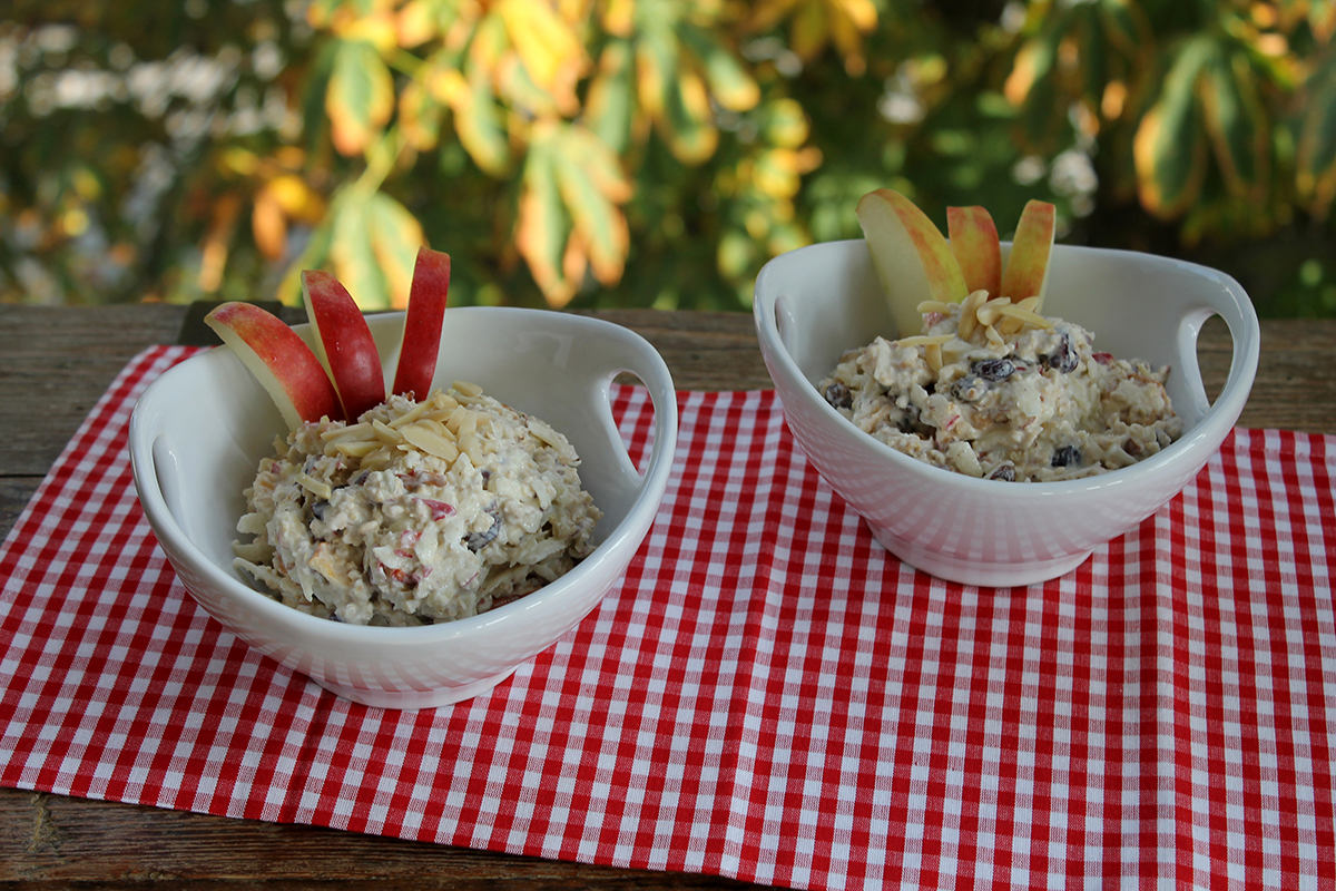 Overnight Oats Clean Eating