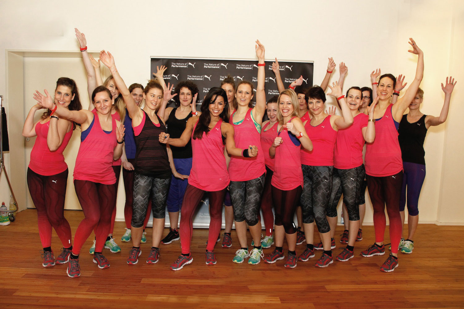 PUMA-Fitness-Workshop-Gruppe