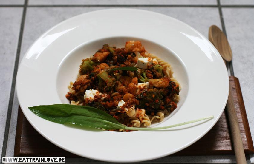 Pasta-Pomodoro-Baerlauch
