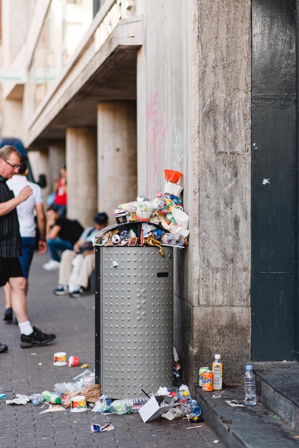 Amsterdam Müll 1