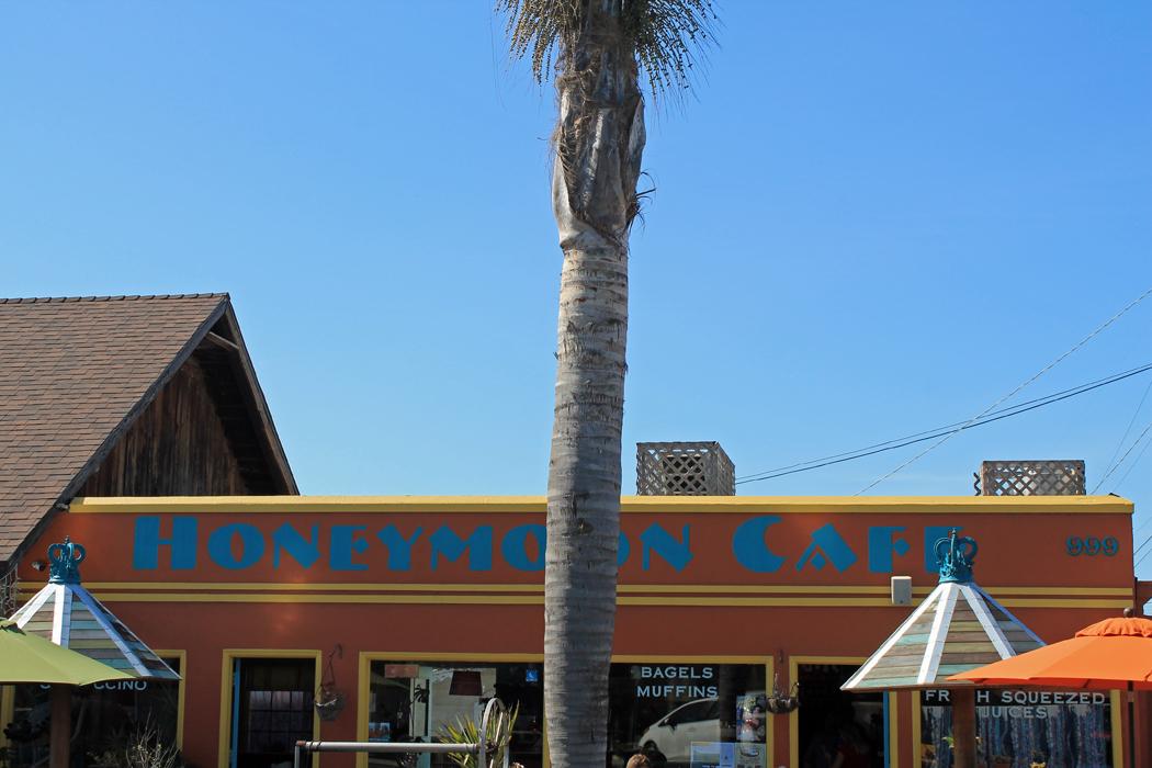 Pismo Beach Honeymoon Cafe1