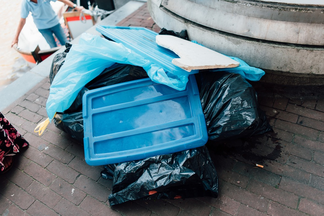 Amsterdam Müll 3