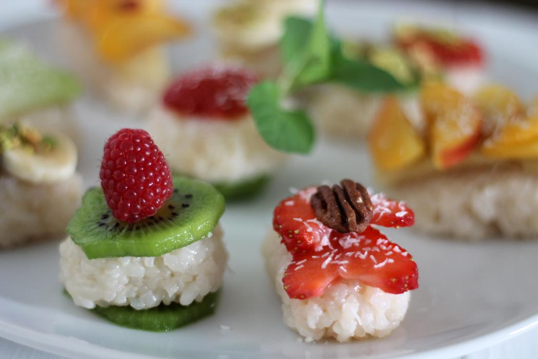Süßes Sushi 1