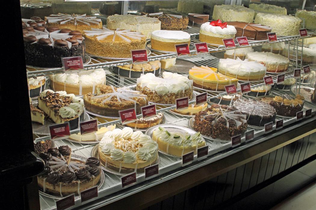 San Francisco Cheesecake Factory 2