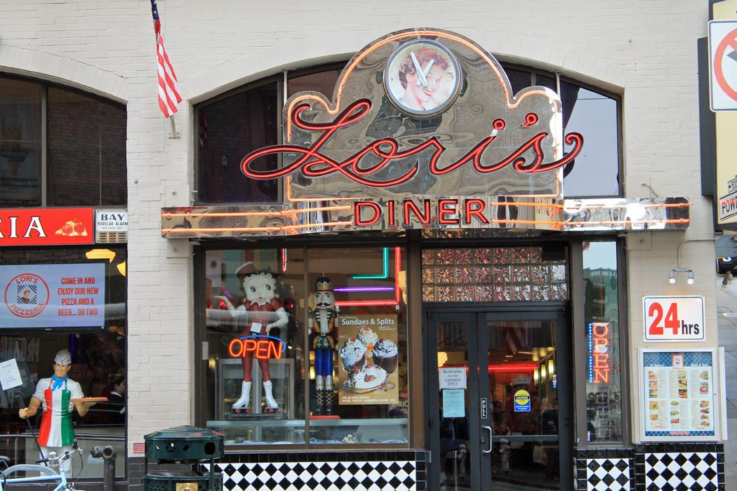 San Francisco Loris Diner1