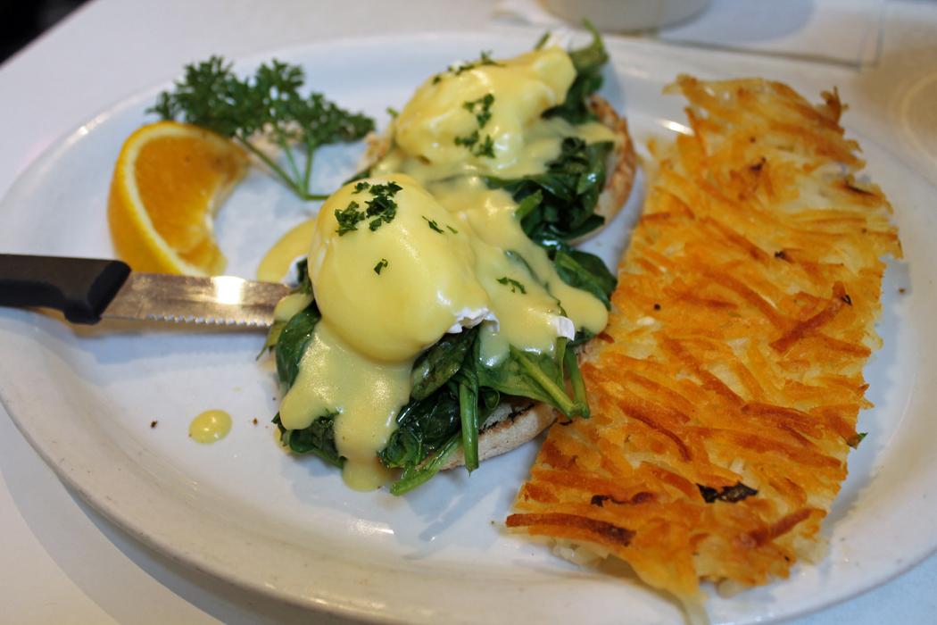 San Francisco Loris Diner2