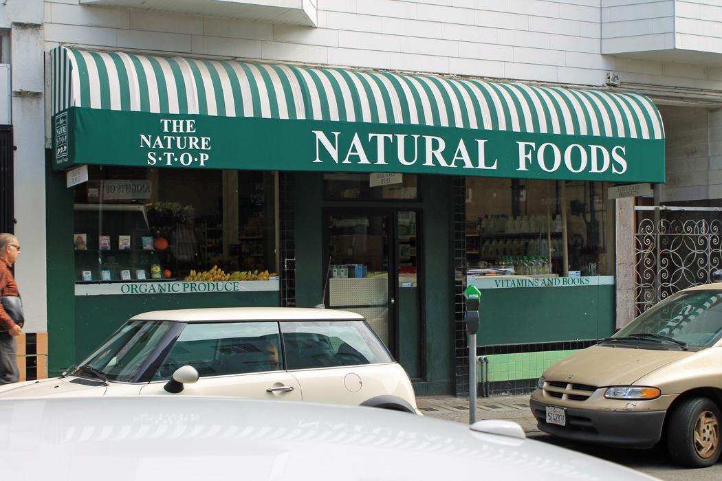 San Francisco Natural Food Store