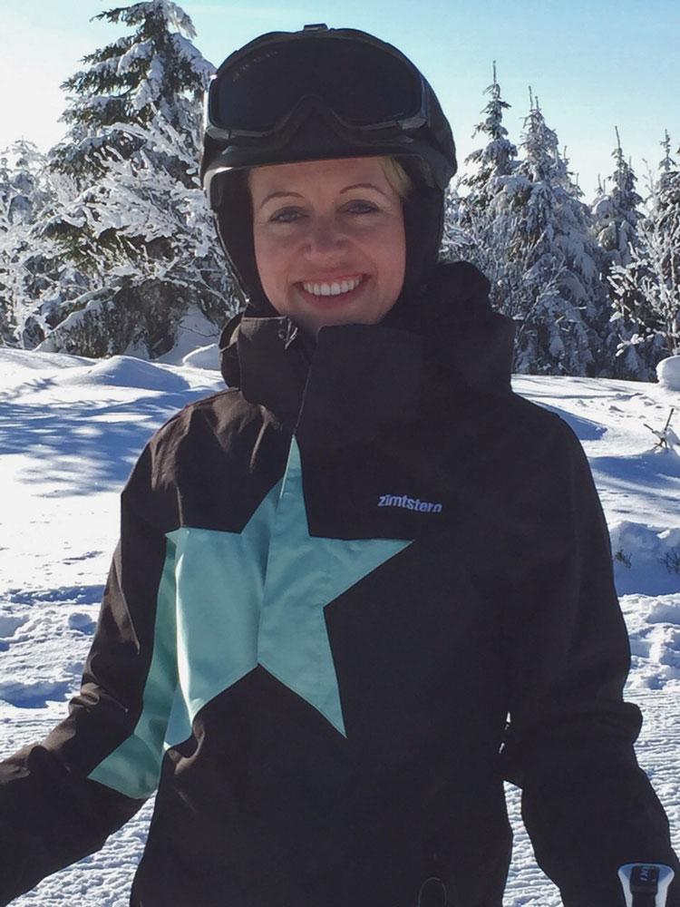 Ski-Bekleidung