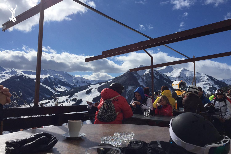 Skifahren-Hinterglemm-Wieseralm