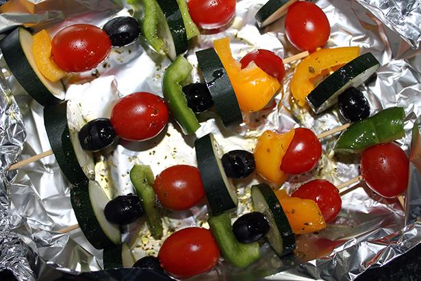 Vegan_grillen_Gemüsespieße