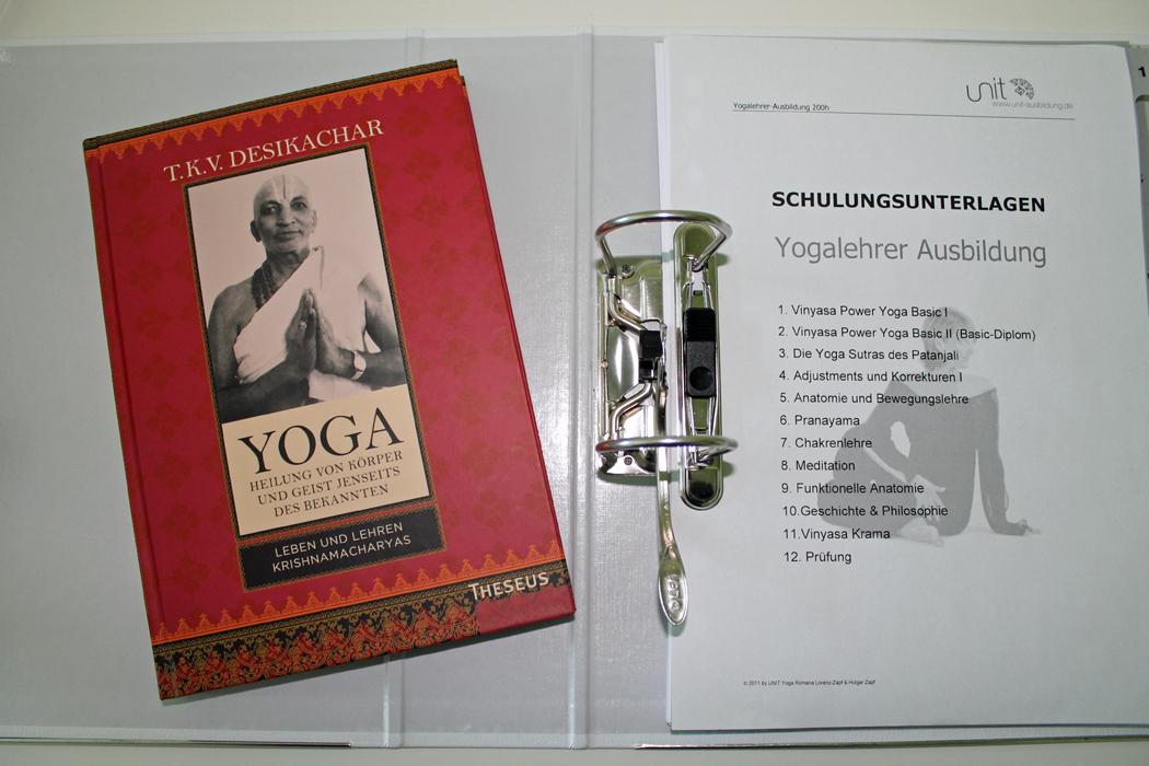Yoga Ausbildung 200h