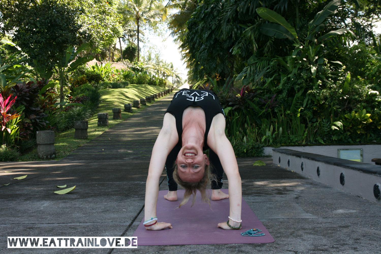 Yoga-auf-Bali