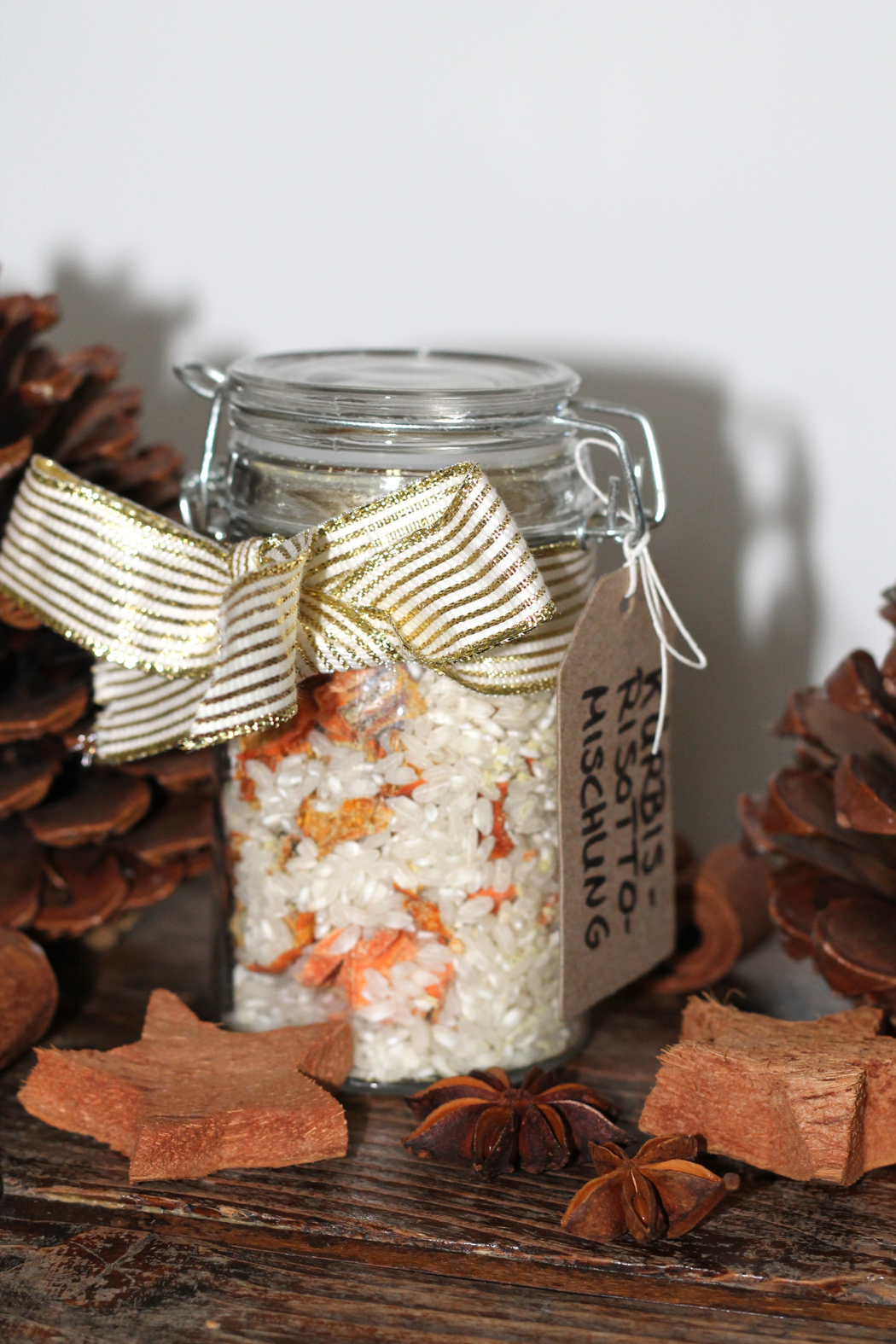Kürbis-Karotten-Risotto-Mischung4