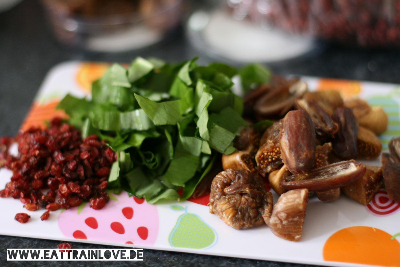 Orientalische-Quiche-Zutaten