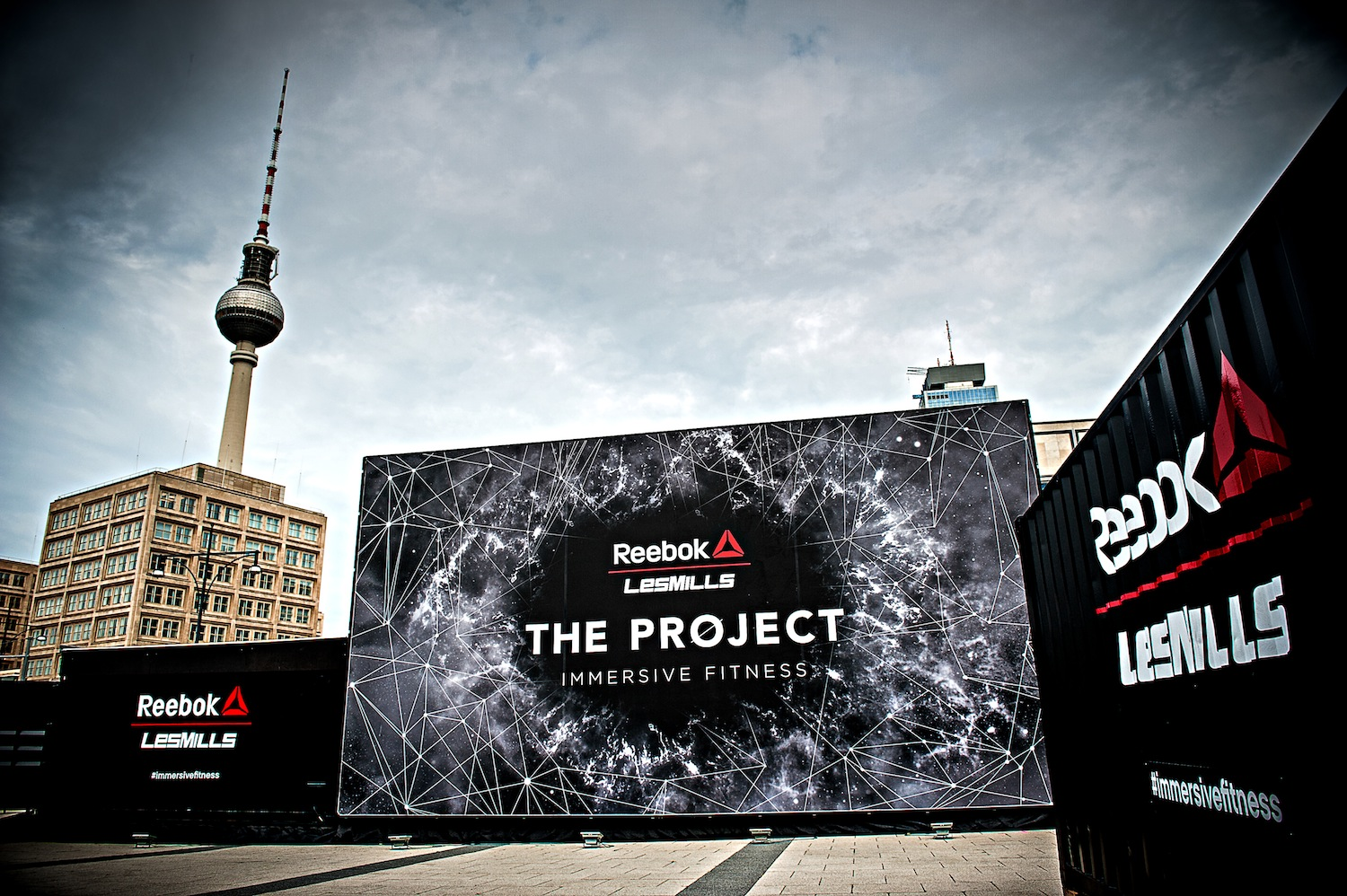 The Project IMMERSIVE FITNESS